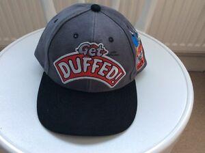SIMSONS GET DUFFED BASEBALL CAP