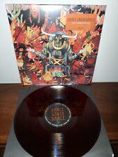 Dance Gavin Dance - Afterburner -Red/Black Flow Vinyl
