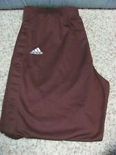 Central Michigan Chippewas Basketball Adidas Warm Up Pants 3XL +2 Game Issued
