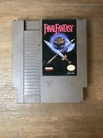 Final Fantasy (Nintendo, 1990) NES Authentic *Untested* *Cartridge Only*