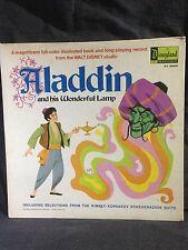 """Aladdin and His Wonderful Lamp"" Vinyl LP & Booklet (ST3989)"