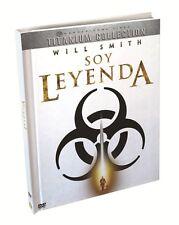 SOY LEYENDA DVD + Libro (40 pag.) NUEVA Y PRECINTADA. ENVIO CERTIFICADO INCLUIDO