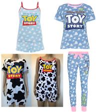 Toy Story Women's Pyjamas Set OR Nightie Woody Buzz Ladies Primark PJS Disney