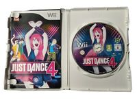 Just Dance 4 Special Edition (Ubisoft, 2012) Nintendo Wii PAL Europe Release