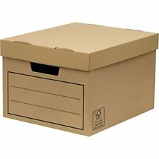 Bankers Box 00154 Storage Box - 10 Pack