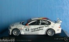 BMW 320i #43 ETCC BARCELONA 2003 WINNER HEAT 2 MULLER 1/43 MINICHAMPS 400032443