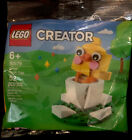 LEGO® Creator Easter Basket Chick Egg Set Yellow Baby Chicken Hatch Gift 30579