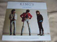 "KING'S X ""over my head"" 12"" EP"