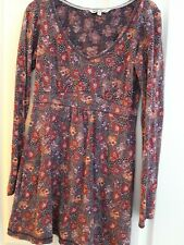 Fat Face dress size 8 lovely condition.  Pretty floral design
