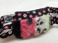 Minky Fur Multi Color Animal print Insulin pump pouch case for minimed animas