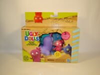 Ugly Dolls Moxy Squish & Go Peggy, 2 toys & 3 surprises inside, new 2019 Hasbro