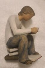 Demdaco Willow Tree 'Quest' Figure, Susan Lordi, 2008, No Box, Free S&H