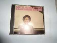 "Keith Jarrett Trio "" Somewhere Before "" Cd Atlantic 81455 [1 ]"