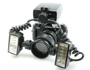OLYMPUS T28 Macro Twin Flash 1 + Flash Ring + T Power Control 1 Kit, Boxed