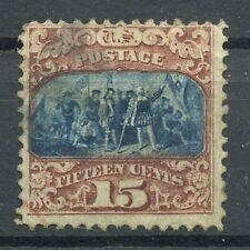 USA Scott #118 15c 1869 Used Pictorial