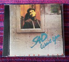 Emil Chau ( 周華健 ) ~ Sad Without You ( Taiwan Press ) Cd