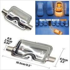 Stainless Steel For Air Diesel Parking Heater Silencer 24mm Car Exhaust Muffler