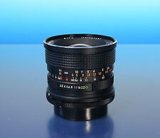 Auto Universar 3.5/23mm lens objectif Objektiv für Canon FD - (92599)