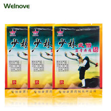 32Pcs/4bags Medicated Plaster Shaolin Medicine Knee Pain Relief Adhesive Patch