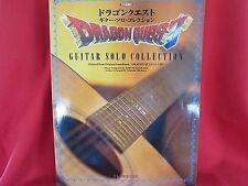 Dragon Warrior (Quest) Guitar TAB Sheet Music Book