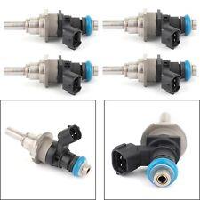 4pcs Fuel Injector Fit Mazda Speed 3 6 CX-7 Turbo 2.3L L3K9-13-250A E7T20171 SL