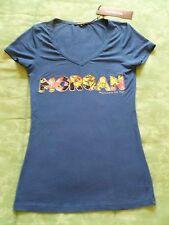 T-Shirt Bleu Roi Taille 36 Marque : Morgan 36 Neuf Avec Étiquette