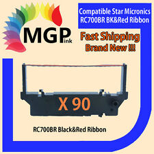 90x RC-700BR RC 700BR Black & Red Printer Ink Ribbon for SP700 SP712 SP742 MP200