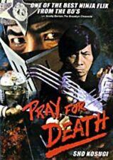 Pray For Death  -Hong Kong RARE Kung Fu Martial Arts Action movie