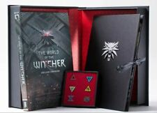 THE WORLD OF THE WITCHER — VIDEO GAME COMPENDIUM LIMITED EDITION ENGLISH NEW