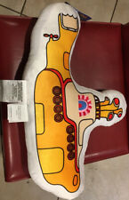 The Beatles Plush Pillow Yellow Submarine Collectible Birthday Gift New