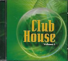 CD album: Compilation: Club House Vol. 1. Universal. W