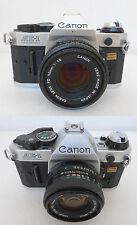 Macchina fotografica Canon AE-1 Program Reflex 35 mm canon lens 50 mm 1.18