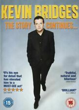 Kevin Bridges: The Story Continues (DVD 2015) Kevin Bridges