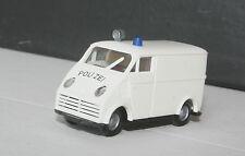 "Praline  , DKW F 89L  , "" Polizei ""  , 1:87"