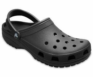 Crocs // Classic Clog [Black] #10001-001 (M6/W8)