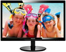 Philips V-Line 24 inch LED Monitor - Full HD 1080p, 5ms Response, DVI