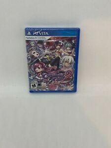 Criminal Girls 2 Party Favors - PS Vita Playstation Vita - BRAND NEW SEALED!