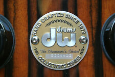 DW 14X5.5 COLLECTORS SERIES EXOTIC SNARE DRUM CHILEAN APPLE OVER MAPLE! LOT Z648