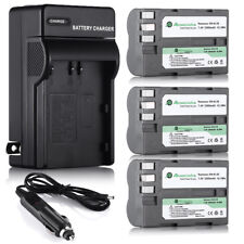EN-EL3e ENEL3e Battery + Charger For Nikon D700 D300s D80 D70s D90 D50 D200 D100