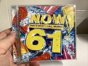 Various Artists  - Now That's What I Call Music! 61 CD Now 61
