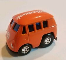 Welly 1/64 Tillamook Baby Loaf Micro Bus Pullback Retired Rare Loose