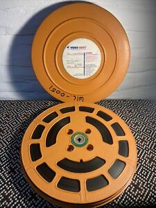 Vintage Cecolite 16mm '' Who's In Charge ''film in Colour&Sound 1200ft