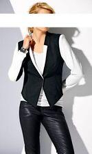 Taillenlange Damenjacken & -mäntel aus Wolle in Größe 38