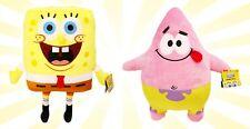 Spongebob Squarepants F.U.N. Plush Doll Toy Spongebob & Patrick Star Set