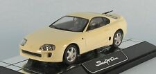 KATO 1993 Toyota Supra (White) 1/43 Scale Plastic Model ULTRA-RARE! Must-have!