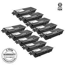10pk TN650 Toner for Brother TN620 New MFC-8480DN MFC-8680DN MFC-8690DW TN-650
