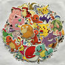 Pokemon 80 Stickers Skateboard Laptop Car Phone Tablet Decals Stickerbomb Decal