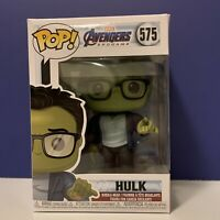 Funko Pop Marvel Avengers Endgame 575 Hulk with Taco