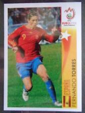 PANINI EURO 2008 - FERNANDO TORRES - España in Action #516