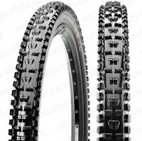 Maxxis High Roller II EXO Mountain Bike MTB Tyre Folding 27.5x2.4 TB85915400